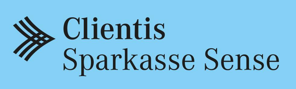 Clientis Sparkasse Sense